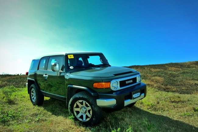 The Toyota FJ Cruiser: the truck that doesn't give a damn