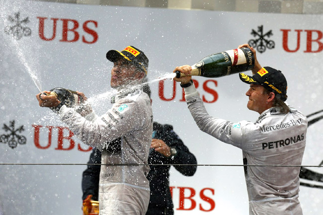 Not your usual Formula 1 race recap: 2014 Chinese Grand Prix