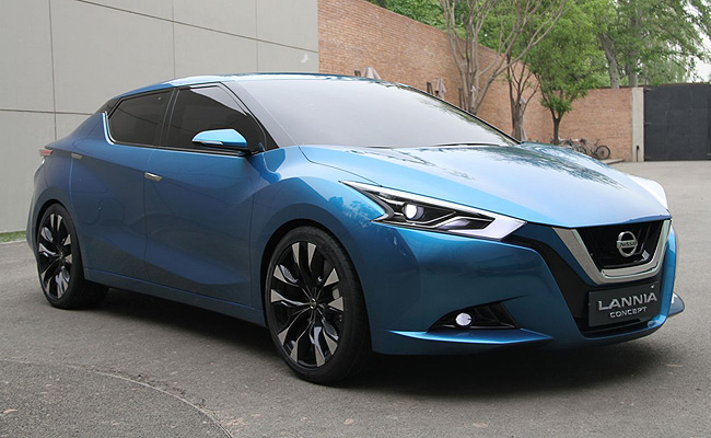 TopGear.com.ph Philippine Car News - Auto China 2014: Nissan reveals sedan concept for Chinese market