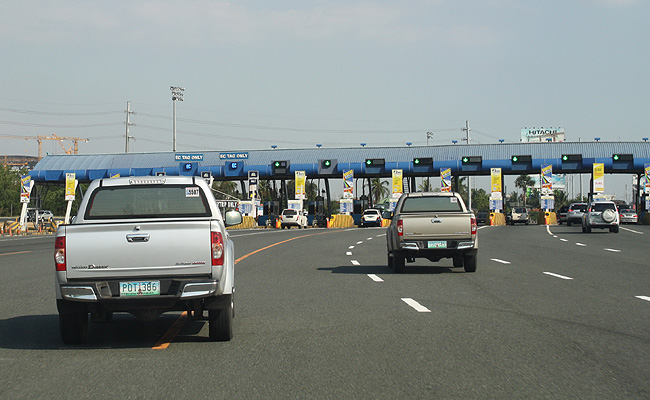 TopGear.com.ph Philippine Car News - Solons bats for one-ticket system for expressways