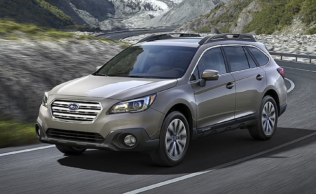 TopGear.com.ph Philippine Car News - New York 2014: Subaru reveals all-new Outback