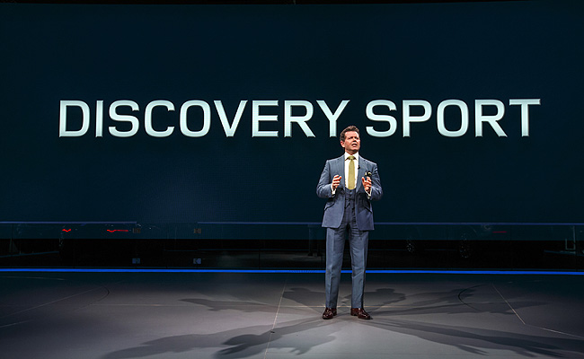 TopGear.com.ph Philippine Car News - Land Rover reveals name of first member of the Discovery family