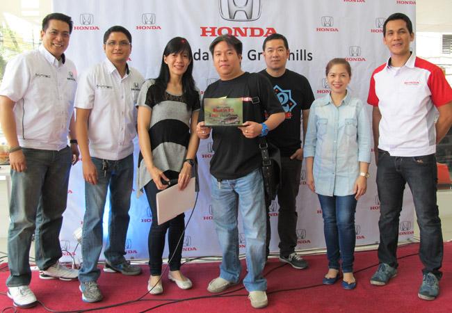 Honda Jazz Show