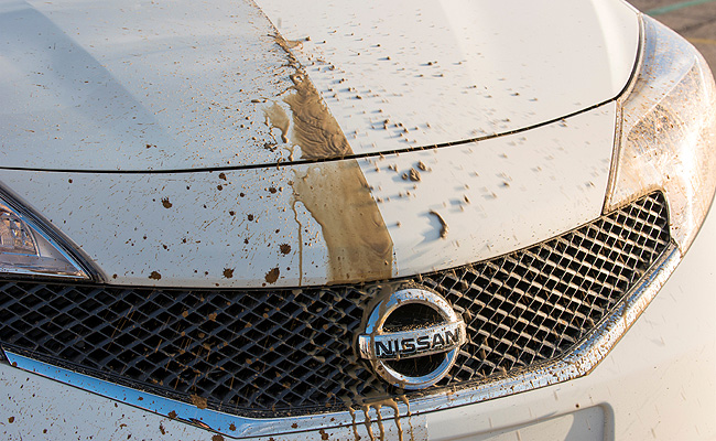 TopGear.com.ph Philippine Car News - Nissan could make carwash businesses obsolete