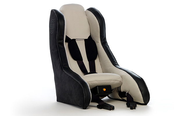 TopGear.com.ph Philippine Car News - Volvo developing inflatable child seat