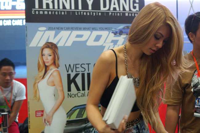 Scenes from Hot Import Nights 3 Manila