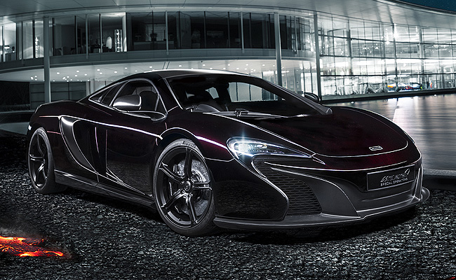 TopGear.com.ph Philippine Car News - McLaren bespoke department create 650S Coupe Concept