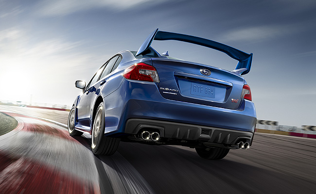 TopGear.com.ph Philippine Car News - Ex-Subaru WRC driver Tommi Makinen tries on all-new WRX STI