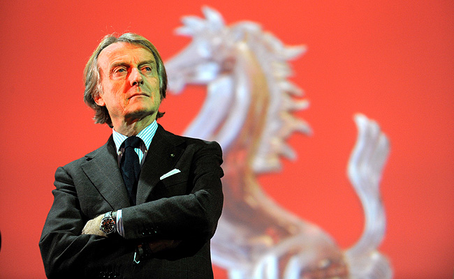 TopGear.com.ph Philippine Car News - Ferrari boss Luca di Montezemolo to step down