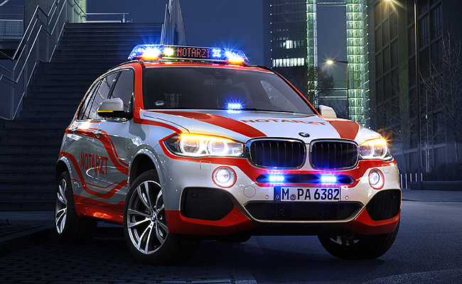 TopGear.com.ph Philippine Car News - BMW to exhibits its latest emergency vehicles at RETTmobil 2014