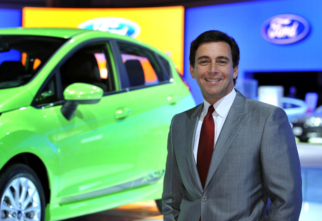 It's official: Mark Fields to replace Alan Mulally as Ford CEO
