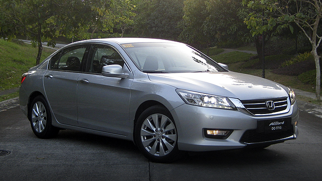 Review: Honda Accord 2.4 S in the Philippines