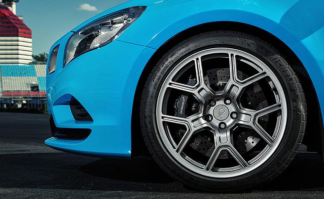 TopGear.com.ph Philippine Car News - Michelin Pilot Super Sport to be Volvo Polestar's officia