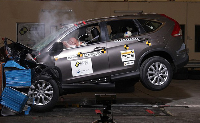 TopGear.com.ph Philippine Car News - ASEAN NCAP releases latest crash test results