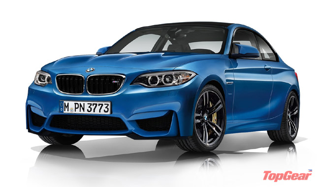 We render what the BMW M2 might look like