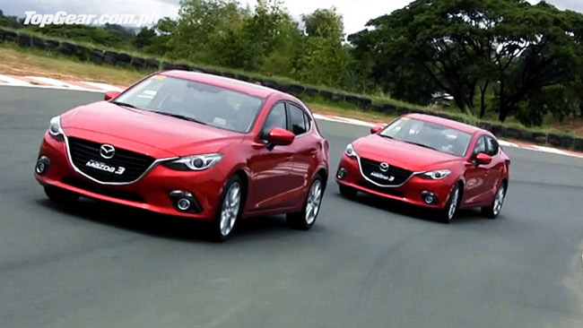 Top Gear Philippines: Mazda 3