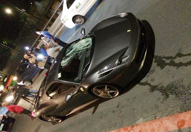 Ferrari 458 Spider of Enrico