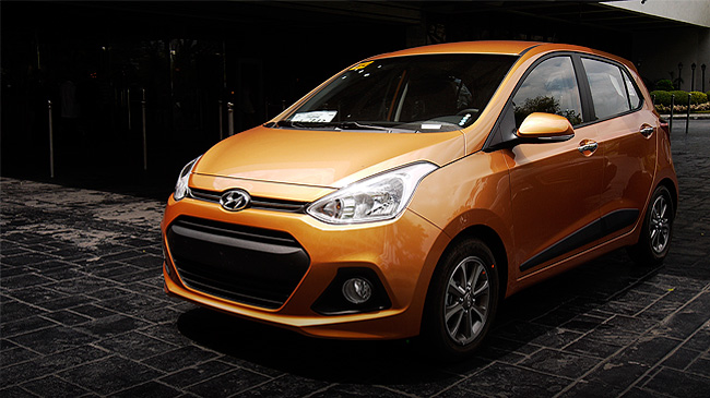 Hyundai Grand i10 review in the Philippines