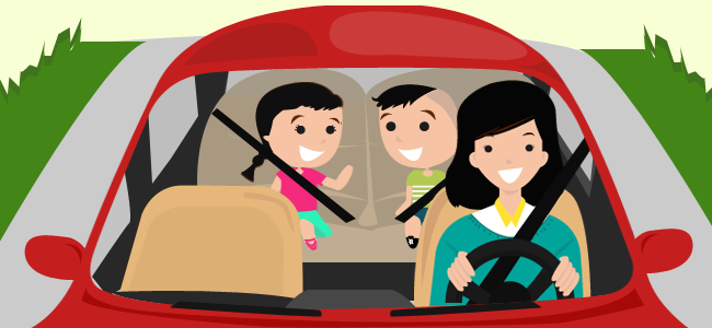 Mother's Day special: Traveling advice from car-industry moms