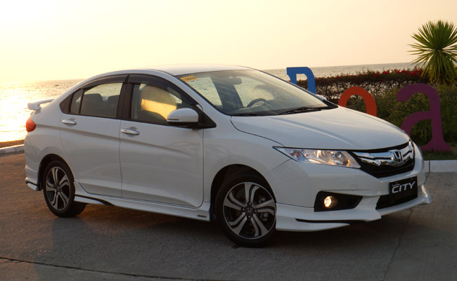 Top Gear Philippines: Honda City