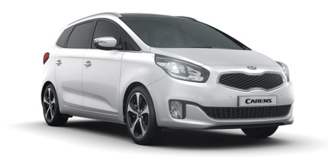 Top Gear Philippines: Kia Carens