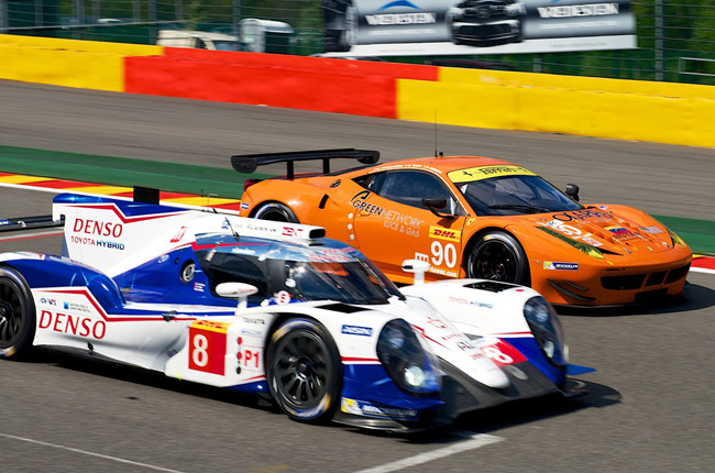 World Endurance Racing