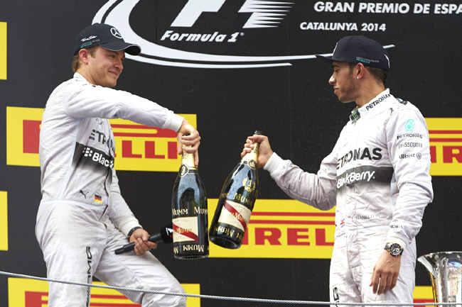 Not your usual Formula 1 race recap: 2014 Spanish Grand Prix