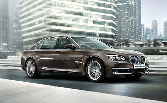 TopGear.com.ph Philippine Car News - BMW PH to provide 7-Series fleet for 23rd World Economic Forum