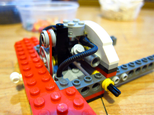 Lego project: Volkswagen Camper (Part 2)