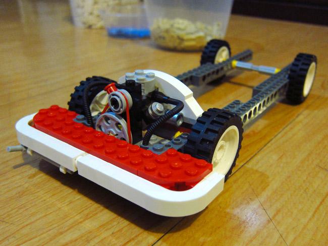 Lego project: Volkswagen Camper (Part 2)