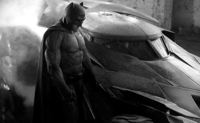 Zack Snyder Batmobile