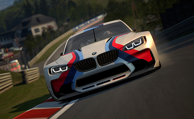 TopGear.com.ph Philippine Car News - BMW launches all-new virtual race car in latest Gran Turismo 6 update