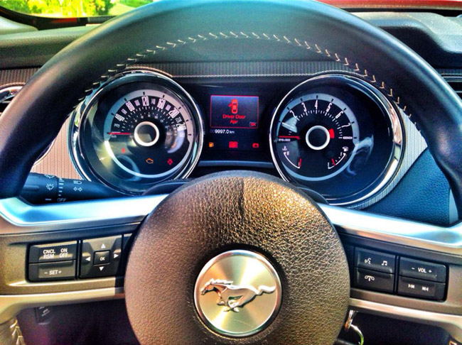 Cristine Reyes's Ford Mustang GT