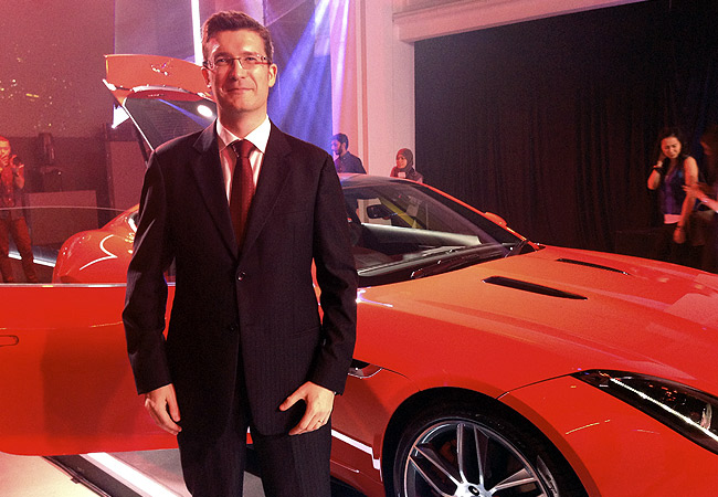 Exclusive interview: Russell Anderson of Jaguar Land Rover Asia Pacific
