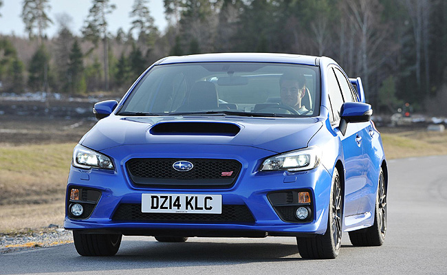 TopGear.com.ph Philippine Car News - Subaru planning to break Isle of Man lap record with all-new WRX STI