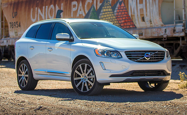 TopGear.com.ph Philippine Car News - Volvo XC60 reaches 500,000-unit production milestone