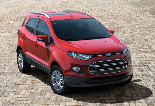Ford EcoSport's next destination could be North America