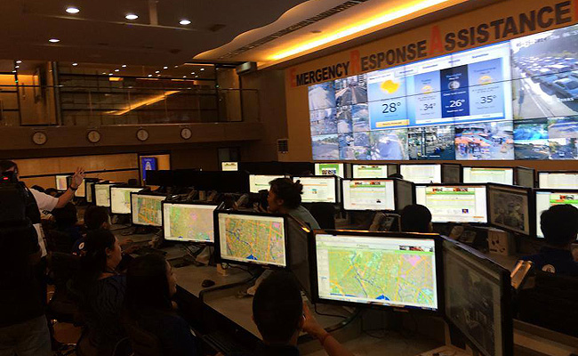 TopGear.com.ph Philippine Car News - Manila to launch state-of-the-art traffic command center
