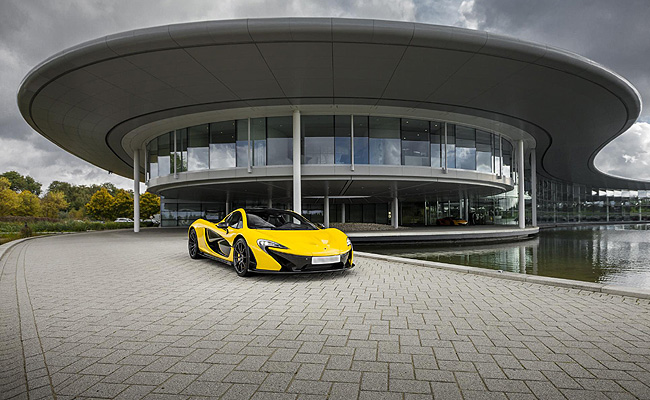 TopGear.com.ph Philippine Car News - McLaren working on its most affordable supercar yet