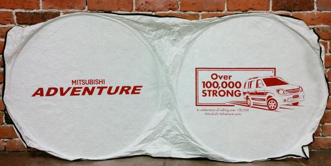 Mitsubishi Philippines slashes P100,000 off the Adventure GLX's price tag