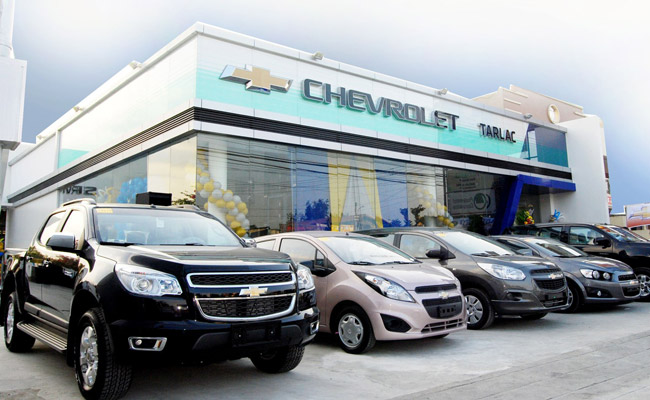 Chevrolet Ph Now Has A Dealership In The Province Of Tarlac