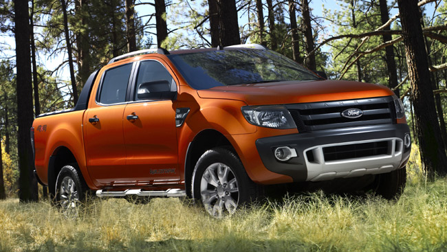 New Ford Ranger Wildtrak variants to be available next month in the Philippines
