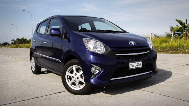 Review: Toyota Wigo 1.0 G AT in the Philippines