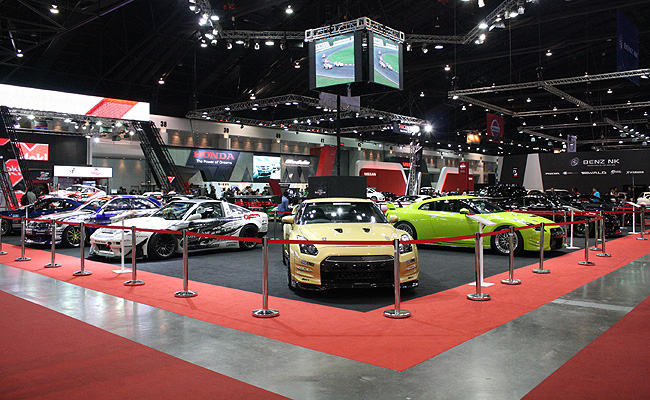 TopGear.com.ph Philippine Car News - 2014 Bangkok International Auto Salon to push through