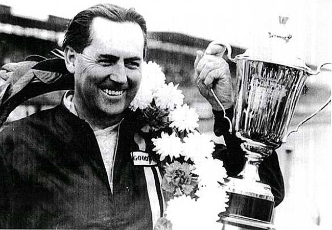 Remembering three-time Formula 1 champion Jack Brabham