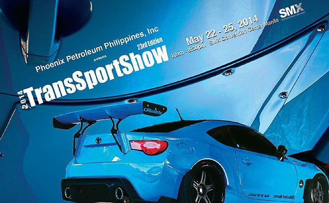 TopGear.com.ph Philippine Car News - 2014 Trans Sport Show opens its doors tomorrow