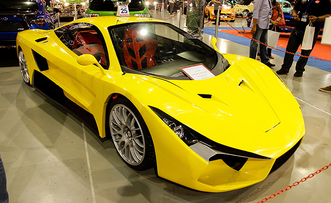 TopGear.com.ph Philippine Car News - This is what a local concept supercar looks like