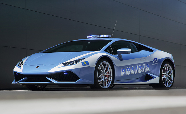 TopGear.com.ph Philippine Car News - Lamborghini turns over Huracan to Italian police