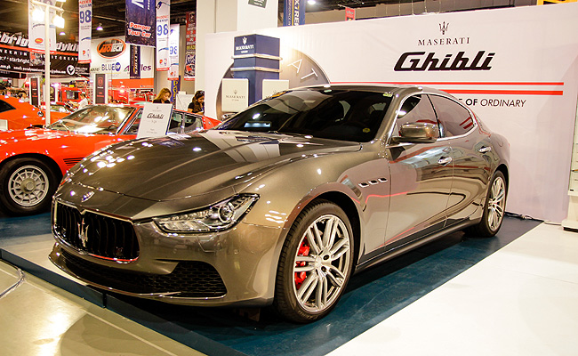 maserati philippines launches ghibli sedan car news top gear philippines. Black Bedroom Furniture Sets. Home Design Ideas