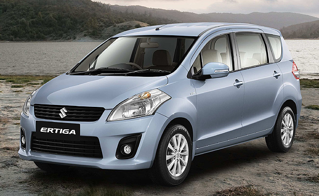 TopGear.com.ph Philippine Car News - Suzuki reveals prices of Ertiga, 1.2-liter Swift